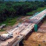 Com inauguração prevista para 18 de março, ponte do Rio Madeira está em fase de conclusão
