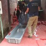 Ex-presidiário é executado com 9 tiros enquanto esperava marmitas para fazer entrega