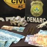 Policiais penais presos responderão por tráfico e envolvimento com organização criminosa