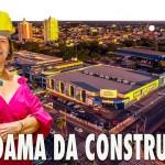 """Dona França, a """"Dama"""" do Material de Construção no Acre"""
