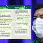 Vaza suposta conversa em que faccionado ameaça Frank Lima por assediar mulher