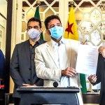 Governo afirma aproveitar CR da PM nos Bombeiros, mas fecha as portas para reservas da PC