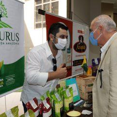 4- Amostra de produtos da indústri acreana ao embaixador peruano 3