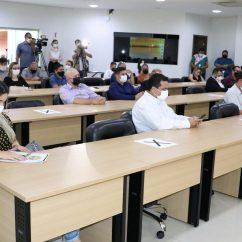 6- Reunião com o embxaidor foi promovido pela Câmara Técnica do Comércio Exterior do Fórum e FIEAC