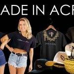Made In Acre: camiseta para viagem deu vida à marca que chegou a artistas internacionais