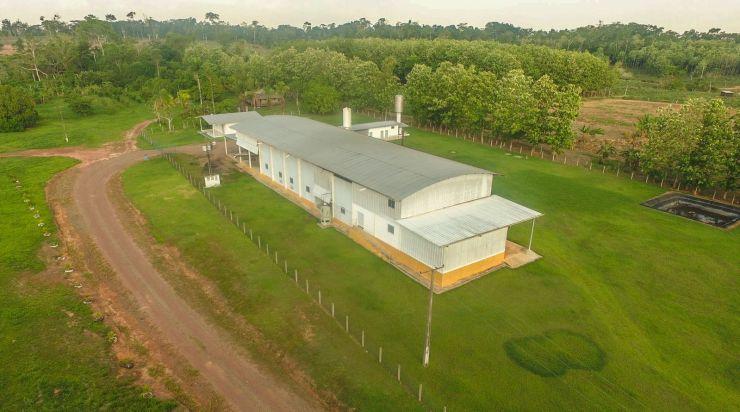 Local que produz a bebida está localizado na entrada do município de Acrelândia, a cerca de 116 km da capital do Acre