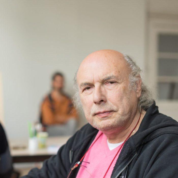 Portrait de Charle Szymkowicz