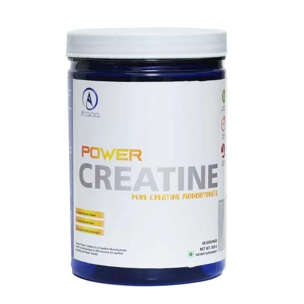 Acacia Power Creatine 300 grams
