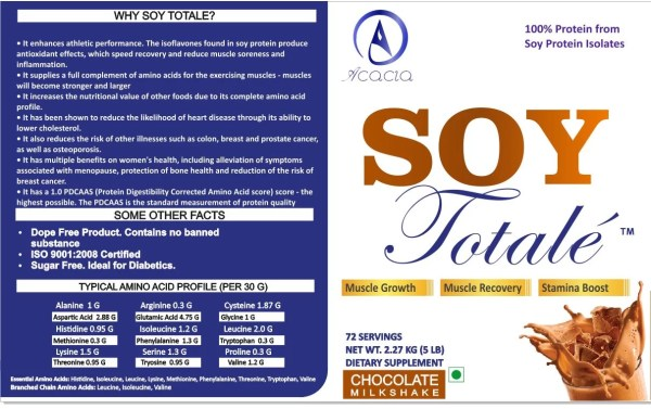 Acacia Soy Totalé™ Chocolate Flavour-1137