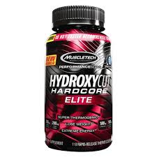 MuscleTech Hydroxycut Hardcore Elite 110 Capsules on Acacia World