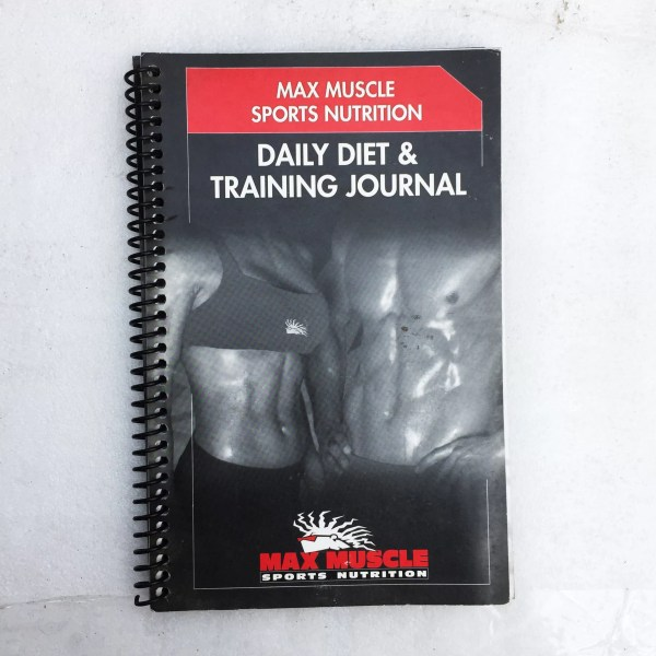Max-Muscle-Daily-Diet-and-Training-Journal 2