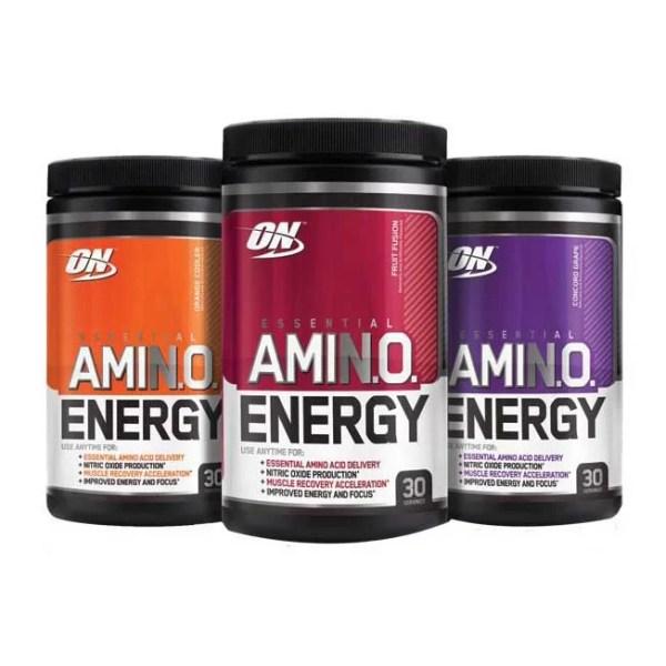 Buy ON (Optimum Nutrition) Essential Amino Energy on Acacia World