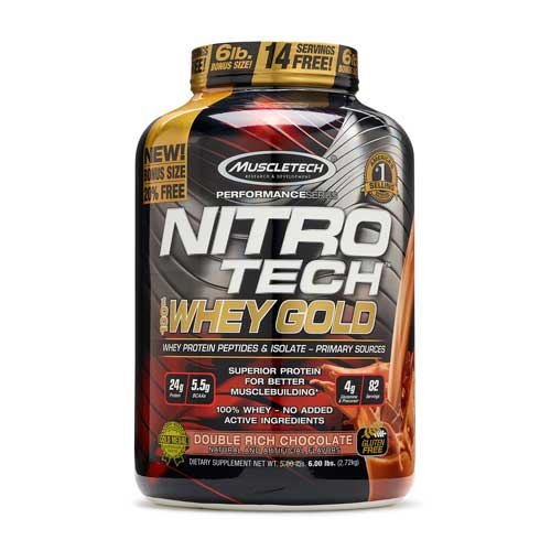 Nitrotech Whey Gold on Acacia World