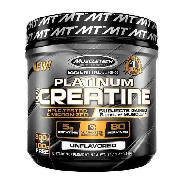 Muscletech Platinum 100% Creatine-0