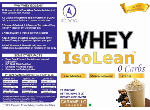 Acacia Whey IsoLean™ 0 Carbs-1159