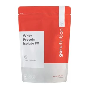 Go Nutrition Whey Protein Isolate 90