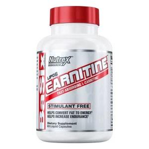 Nutrex Lipo 6 Carnitine Liquid Capsules