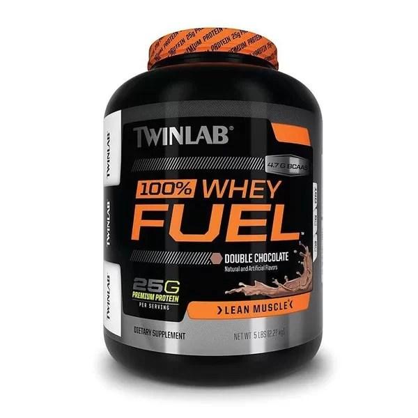 Twinlab 100% Whey Fuel-0