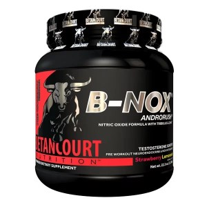 Betancourt Nutrition B Nox Pre Workout