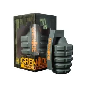 Grenade Thermo Detonator - Extreme Fat Burner 100 Capsules