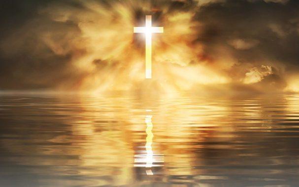 jesus, christ, god