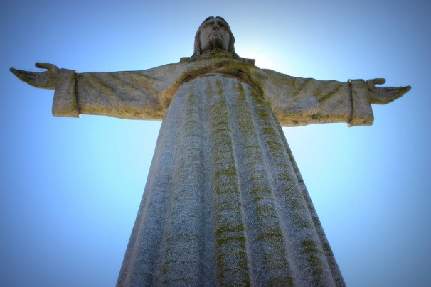 lisbon, statue, travel