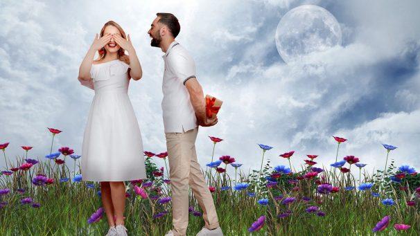 love, romantic, couple