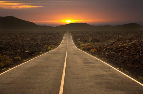 road, desert, sunset-3186188.jpg