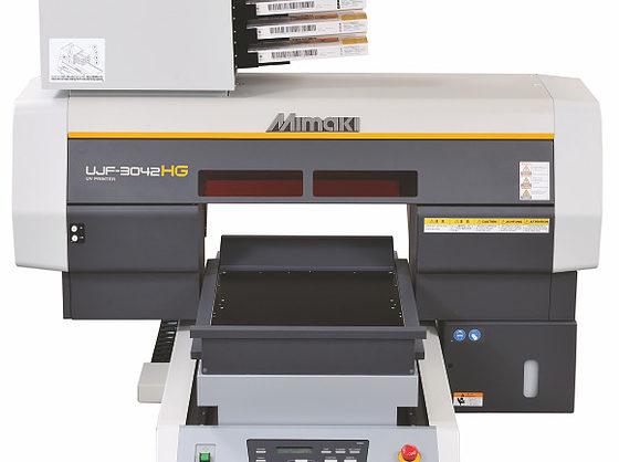 Принтер для уф-печати.