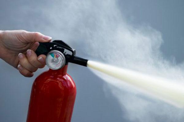 Требования противопожарной безопасности к огнетушителям