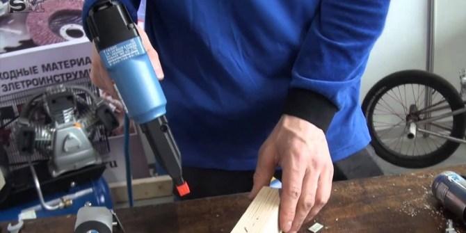 работы с инструментом и приспособлениями