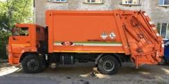 Транспортирование отходов I-IV классов опасности