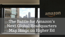 The Battle for Amazon's New Global Headquarters May Hinge on Higher Ed
