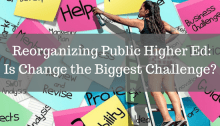 text: reorganizing publish higher ed: is change the biggest challenge?