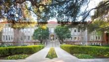 University of La Verne building