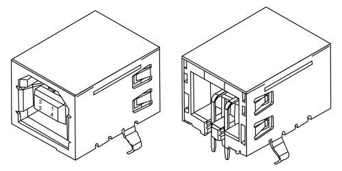 small resolution of usb socket datasheet diagram