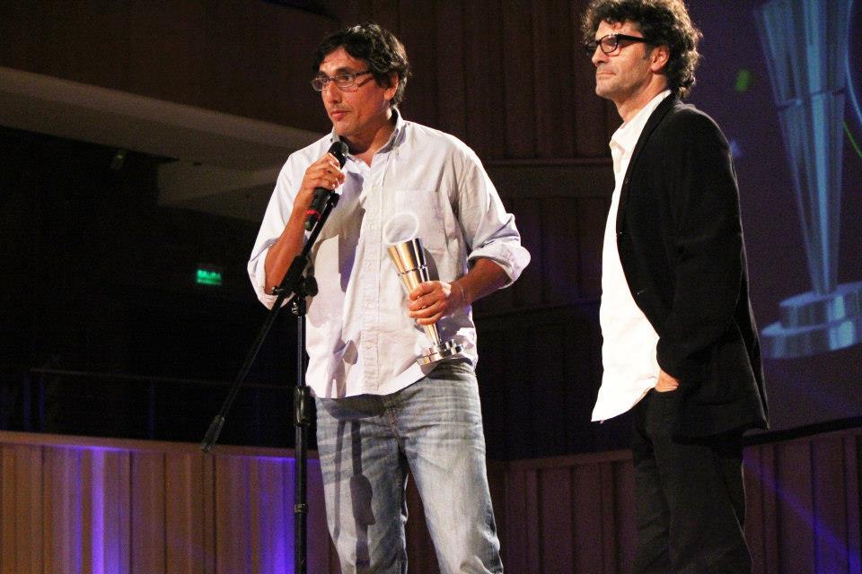 Gustavo Triviño y Gabriel Pastore