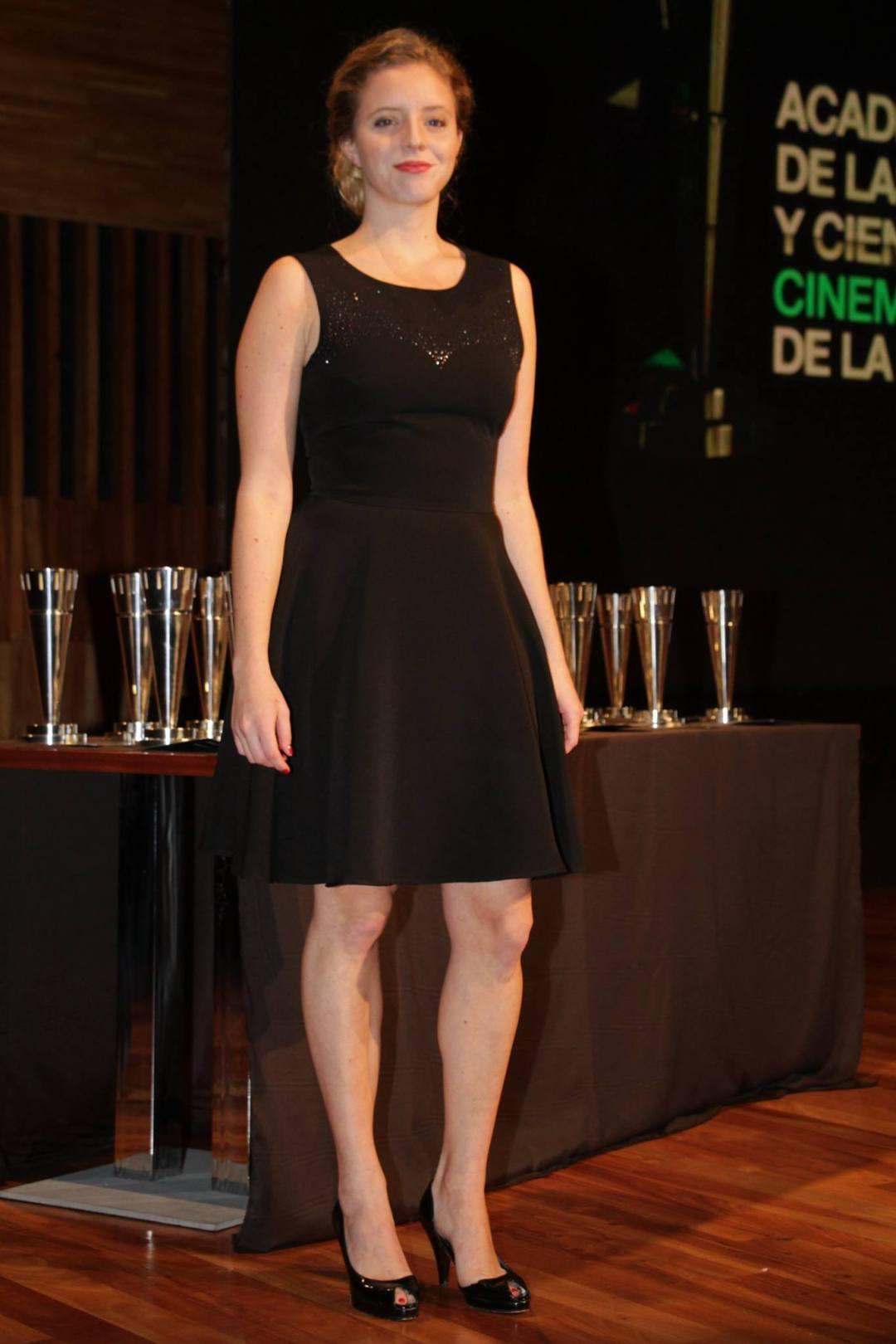 Joaquina Gentil - asistente de escenario
