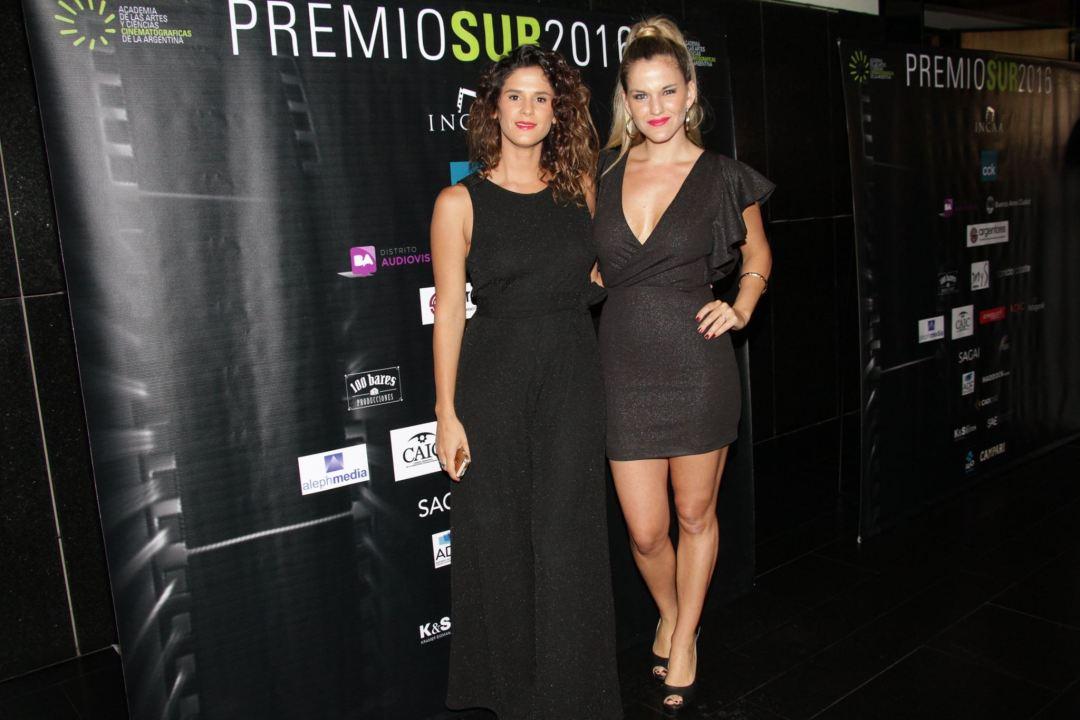 Sofía Elliot y Valentina Godfrid