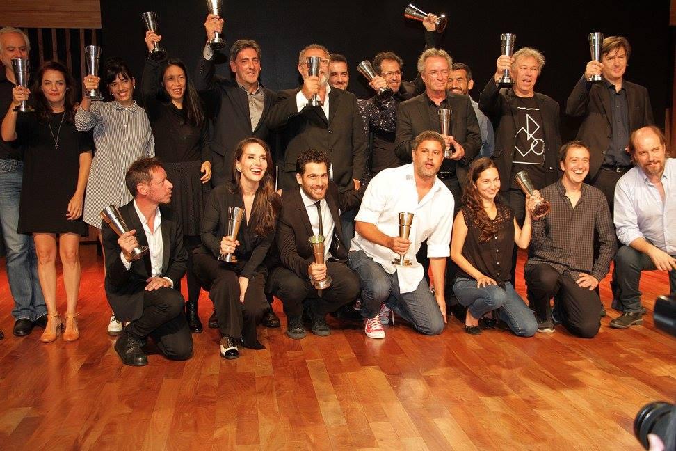 Los ganadores de los Premios SUR - edición 2016