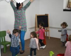 activitate playgroup Academia de Creativitate 2