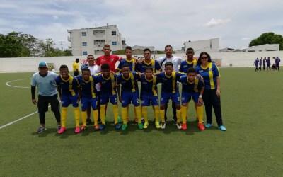 Nacional Sub-17 – Crespo «A» asegura Primer Lugar de su Grupo