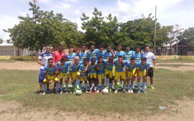 Nacional Sub-15 – Crespo 2 – 0 Zambrano