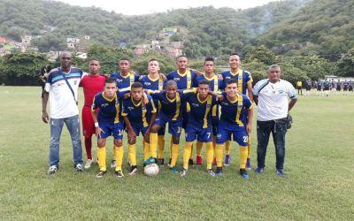 Nacional Sub-17 – Crespo B, deja muy buena Impresión en el Torneo
