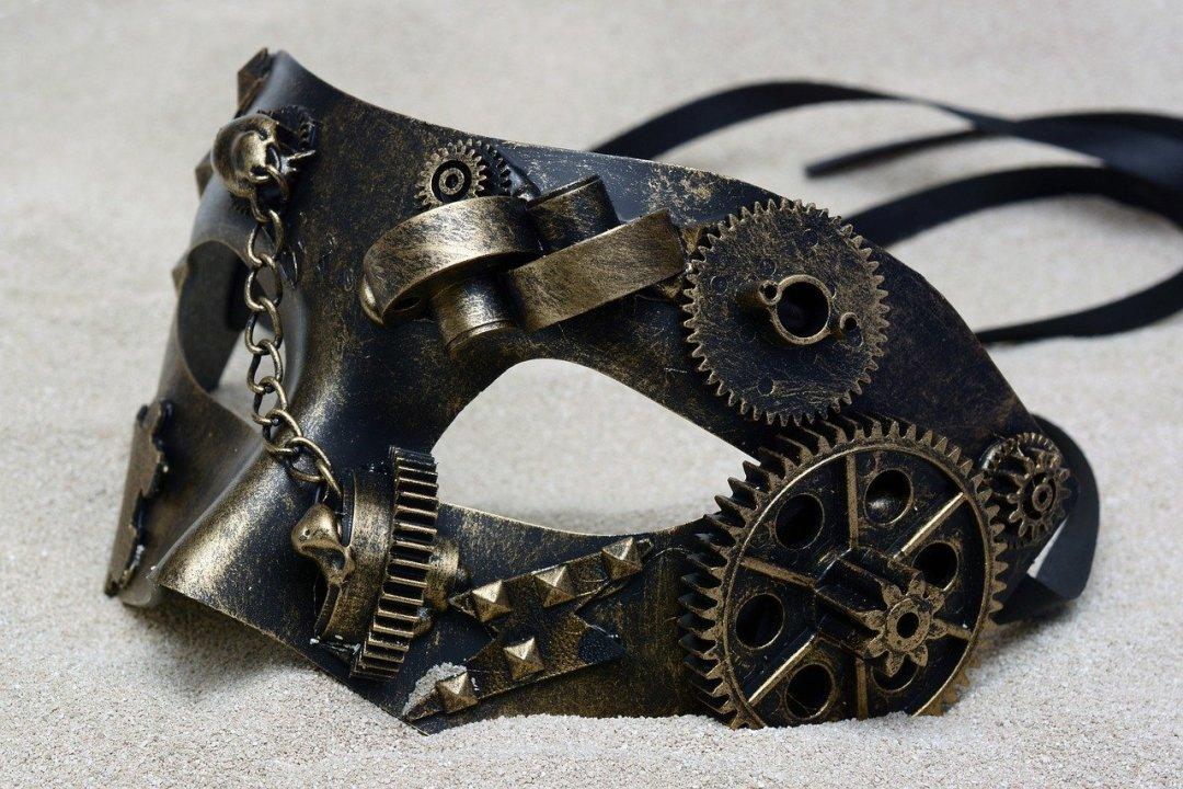 Mascara Steampunk