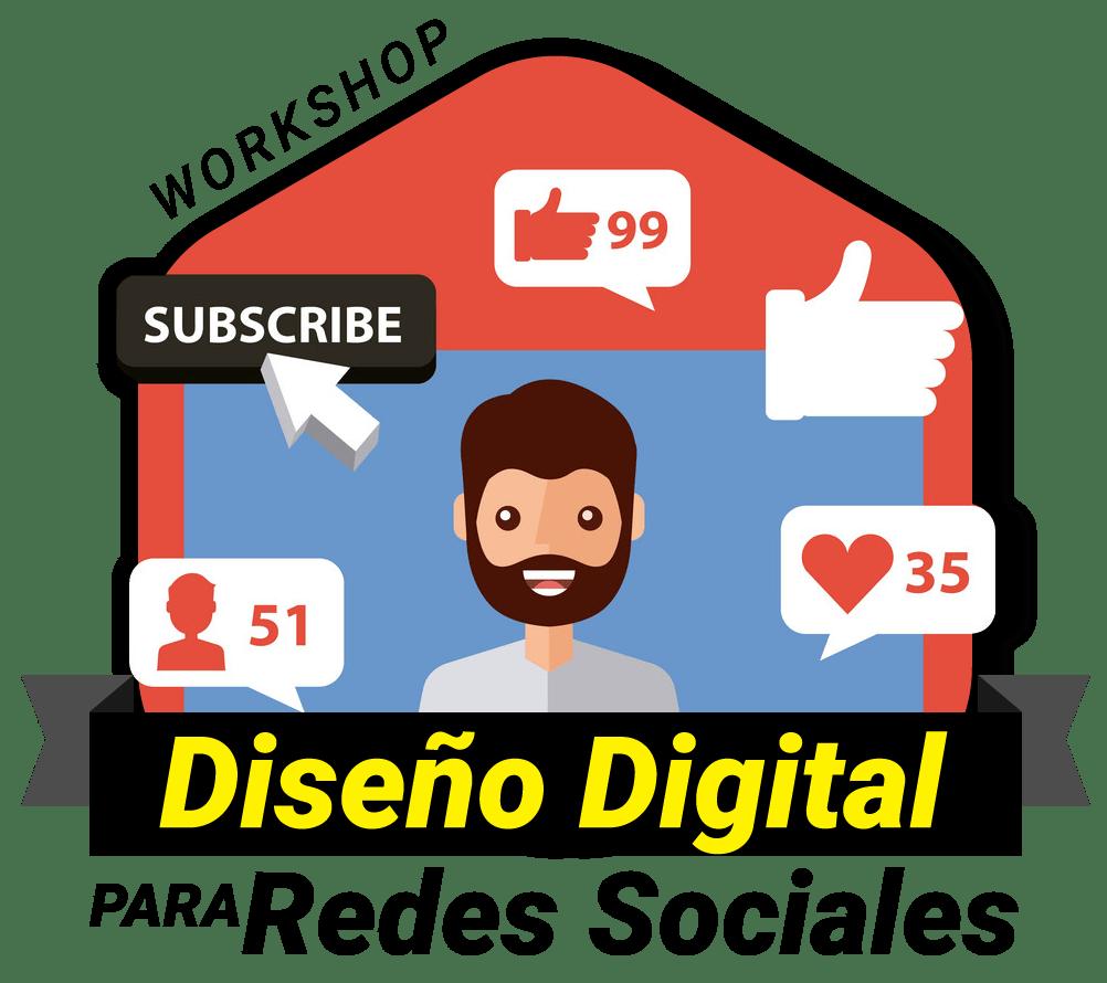 Cursos de Diseño Digital para Redes Sociales en Santo Domingo