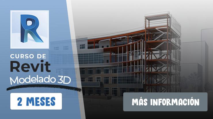 Curso de Revit Modelado 3D