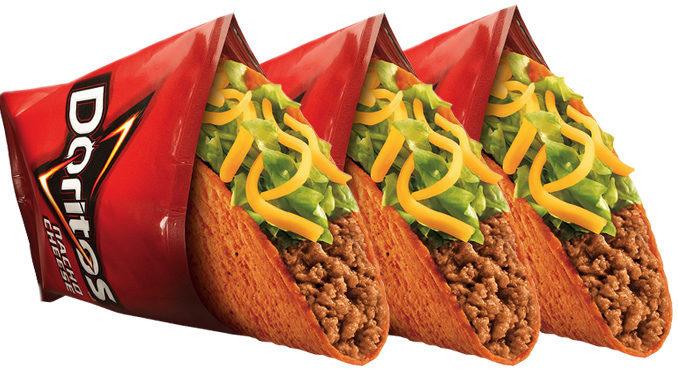Que es Co-branding Doritos y Taco Bell