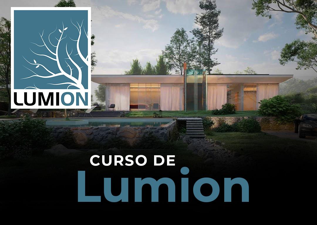 Curso de Lumion