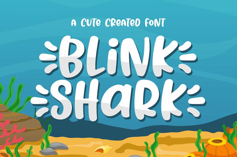 Las mejores fuentes gratis para descargar blink shark